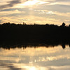 Sunset on Roland Lake in Upper Michigan.<br /> <br /> Photographer's Name: Michell  Clishe<br /> Photographer's City and State: Traverse City, MI