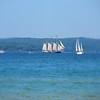 <b>Submitted By:</b> Felicia Randall <b>From:</b> Traverse City <b>Description:</b> Tall Ships in Grand Traverse Bay on 9/10/2011