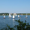 <b>Submitted By:</b> Paul J Nepote <b>From:</b> Traverse City, Michigan <b>Description:</b> Kids Sailing on Boardman Lake. What a great program for Area Children.