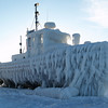 <b>Submitted By:</b> Randal S Hart <b>From:</b> traverse city <b>Description:</b> ice on boat...