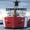 Ice Breaker Mackinaw, US Coast Guard. Taken Rogers City, Michigan<br /> Photo Taken by JoAnn Wilkinson