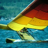 <b>Submitted By:</b> Lawrence Loesel <b>From:</b> Traverse City, MI <b>Description:</b> Sailboat on West Bay 1972