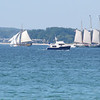 <b>Submitted By:</b> Felicia Randall <b>From:</b> Traverse City <b>Description:</b> Tall Ships on Grand Traverse Bay 9/10/2011