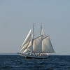 <b>Submitted By:</b> Kathleen McAndrew <b>From:</b> Traverse City,Michigan <b>Description:</b> Schooner Madeline on West Grand Traverse Bay September 11, 2009