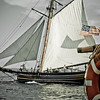 <b>Submitted By:</b> Peggy Sue zinn <b>From:</b> Traverse city <b>Description:</b> The Friends of the Goodwill as she sails past the Welcome.