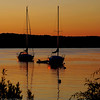 <b>Submitted By:</b> Susan Niles <b>From:</b> Traverse City, MI <b>Description:</b> Daybreak over West Grand Traverse Bay