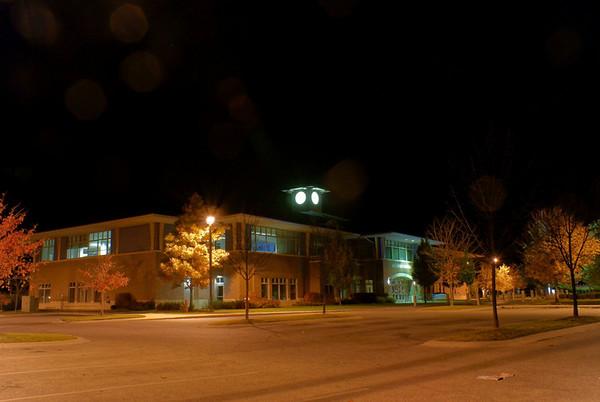 Traverse Area District Library, taken in existing light.<br /> <br /> Bill Scott<br /> bshm@charter.net