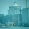 <b>Submitted By:</b> Larry Sam <b>From:</b> Traverse City, MI <b>Description:</b> Image of Power Plant and Park Place Hotel taken through spotting scope in 1979