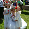<b>Submitted By:</b> Diane Budzynowski <b>From:</b> Traverse City <b>Description:</b> Cassie Meze and Kylie Meze with the Cherry Queen at the Princess Tea held at the Grand Traverse Pavillions on Monday, July 6th
