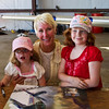 <b>Submitted By:</b> Peggy Zinn <b>From:</b> Traverse City <b>Description:</b> Sisters meet stunt pilot, CC