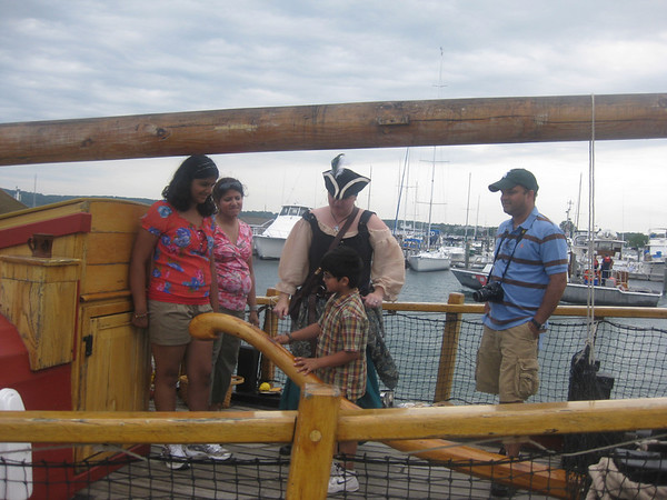 "<span style=""display:none"">Email: ssalow@aol.com</span> <b>Submitted By:</b> Sue Smith <b>From:</b> waterford <b>Description:</b> Pirates at the Cherry Festival."