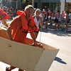 <b>Submitted By:</b> Kate Boynton <b>From:</b> Dexter <b>Description:</b> James and Marcus Boynton complete the 15K in mock boat July 10, 2010.
