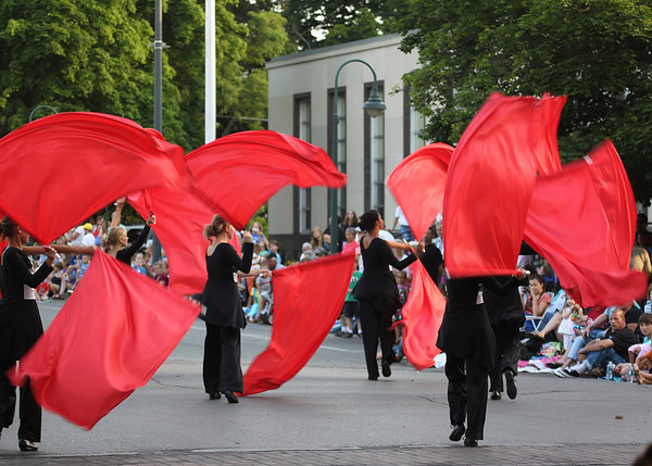 <b>Submitted By:</b> Richard Smirh <b>From:</b> Traverse city <b>Description:</b> Children's Parade July 7th 2011 Color Guard