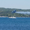<b>Submitted By:</b> Peggy Zinn <b>From:</b> Traverse City <b>Description:</b> Boot Scooting acrossed the bay