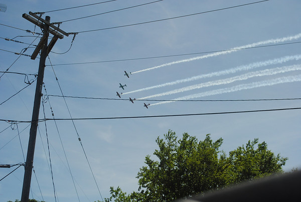 "<span style=""display:none"">Email: tboudjali@mac.com</span> <b>Submitted By:</b> Grace Boudjalis <b>From:</b> Traverse City <b>Description:</b> Air show taken from a car view."
