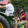 <b>Submitted By:</b> Richard Smith <b>From:</b> Traverse City <b>Description:</b> Vintage Tractor Fun at the Cherry Royal Parade 2011
