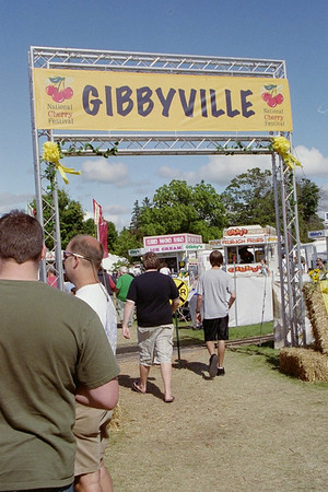 <b>Submitted By:</b> MOLLY CARROLL SHUGART <b>From:</b> TRAVERSE CITY <b>Description:</b> GIBBYVILLE!
