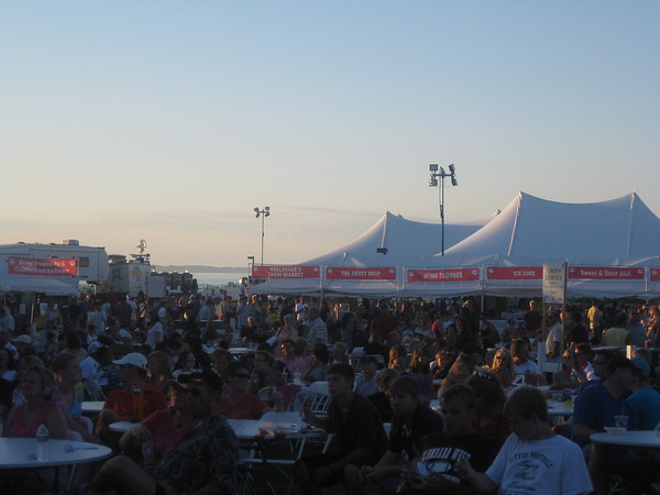 """<span style=""""display:none"""">Email: ssalow@aol.com</span> <b>Submitted By:</b> Sue Smith <b>From:</b> Waterford <b>Description:</b> All the people at the Cherry Festival 2011"""