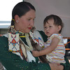 "<span style=""display:none"">Email: angie.shinos11@gmail.com</span> <b>Submitted By:</b> Angela Shinos <b>From:</b> Traverse City <b>Description:</b> Samantha Callaway, and her daughter Maycie TwoCrow at the Cherry Festival Heritage Day Powwow at the Open Space, Tuesday, July 5th 2011"