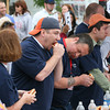 <b>Submitted By:</b> David Bajema <b>From:</b> Long Lake <b>Description:</b> At the Opa Hot Dog Eating Contest, Cherry Festival '09