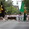 <b>Submitted By:</b> Richard Smith <b>From:</b> Traverse City <b>Description:</b> Trojans and Titans join forces for the Cherry Royal Parade 2011