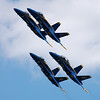 <b>Submitted By:</b> Eric Burdick <b>From:</b> Traverse City <b>Description:</b> Blue Angels 1-4