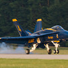 <b>Submitted By:</b> Peggy Zinn <b>From:</b> traverse city <b>Description:</b> Blue Angels Touch down in Traverse City