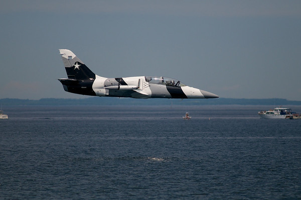 <b>Submitted By:</b> Jason Lome <b>From:</b> Acme <b>Description:</b> Albatross during Cherry Festival Air Show