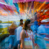 <b>Submitted By:</b> Todd L Church <b>From:</b> Interlochen <b>Description:</b> Melissa Sudol explores the rides at the midway