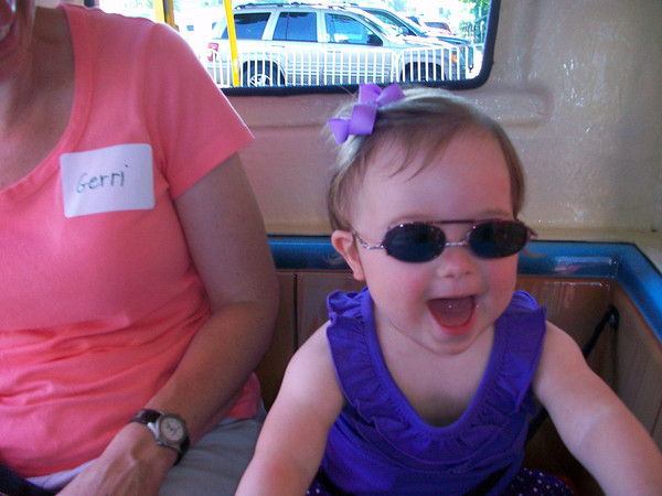 "<span style=""display:none"">Email: geriaval@yahoo.com</span> <b>Submitted By:</b> Geri Valentine <b>From:</b> Cedar <b>Description:</b> My daughter, Carmella Valentine enjoying the train ride on Special Kids Day! Taken 7/6/11."