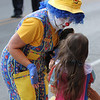<b>Submitted By:</b> Richard Smirh <b>From:</b> Traverse city <b>Description:</b> Children's Parade July 7th clown meets princess