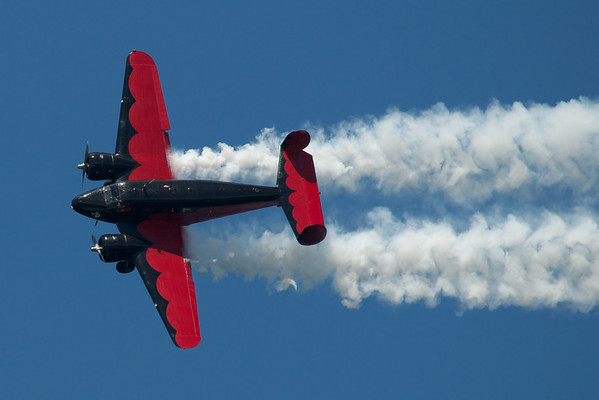 Friday, June 28th Cherry Festival Air Show practice.<br /> <br /> Photographer's Name: Jason Lome<br /> Photographer's City and State: Traverse City, MI