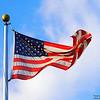 "<b>Submitted By:</b> Susan Niles <b>From:</b> Traverse City, MI <b>Description:</b> ""The American Flag"""