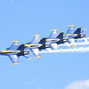 <b>Submitted By:</b> Shawna Cole <b>From:</b> Traverse City <b>Description:</b> Blue Angels Air Show 2010. The picture was taken in downtown Traverse City during the Air Show.