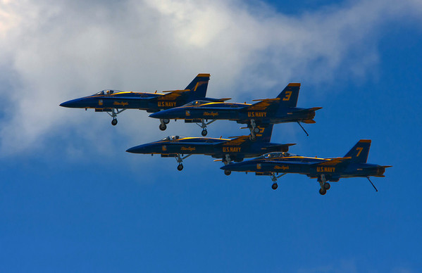 "<span style=""display:none"">Email: jameskittendorf@gmail.com</span> <b>Submitted By:</b> James Kittendorf <b>From:</b> Traverse City, MI <b>Description:</b> Blue Angels fly-by in formation with landing gear down during 2010 Cherry Festival Air Show."