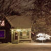 <b>Submitted By:</b> Peggy Sue Zinn <b>From:</b> Traverse City <b>Description:</b> Christmas Lights From Around Traverse City.