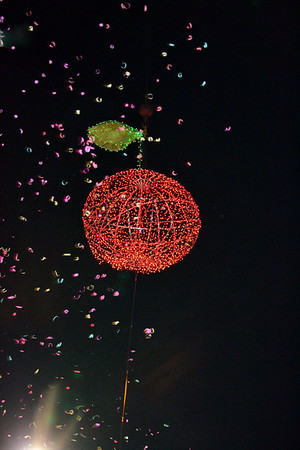 <b>Submitted By:</b> Myongsoon Cho <b>From:</b> Traverse City <b>Description:</b> Downtown Traverse City Cherry Ball Drop 2011