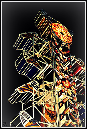 <b>Submitted By:</b> Nicole Chiaravalli <b>From:</b> Traverse City <b>Description:</b> The Zipper at the 2011 Cherry Festival.