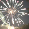 <b>Submitted By:</b> Sam Javor <b>From:</b> Brethren, MI <b>Description:</b> Fireworks display during the Brethren Days festival. (6 Sept 2009)