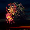 <b>Submitted By:</b> Peggy Sue Zinn <b>From:</b> Traverse City <b>Description:</b> Cherry Festival Fireworks 2010