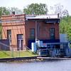 Thin Ice<br /> Brown Bridge Dam<br /> Paul J Nepote<br /> Traverse City, Michigan<br /> Nikon D50