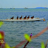 <b>Submitted By:</b> Ken R. Stickler <b>From:</b> Traverse City <b>Description:</b> Ducks in a Row and ready to sail. West Bay, Summer 2010