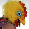I think you are CHICKEN ! <br />  <br /> John Novosad <br /> Houghton Lake