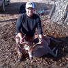 "<b>Submitted By:</b> Steve Dutt <b>From:</b> Beulah <b>Description:</b> Benzie County 8 point buck taken on 11/18/12. Rack measured 17"" wide and 13"" tall. Buck field dressed at 180 lbs."