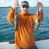 <b>Submitted By:</b> GARY B. HANSEN <b>From:</b> TRAVERSE CITY <b>Description:</b> Diving for lobsters