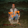<b>Submitted By:</b> Joseph Sivek <b>From:</b> Traverse City <b>Description:</b> My first Coyote, taken near South Boardman, MI.  He came in full speed, exciting day in Michigan's outdoors.