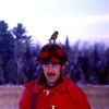 <b>Submitted By:</b> Paul James Nepote <b>From:</b> Traverse City, Michigan <b>Description:</b> Fearless bird hitching a ride on my deer rifle. Solon Swamp near Cedar.