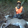 <b>Submitted By:</b> Tim Weber <b>From:</b> Traverse City <b>Description:</b> My 13 year old son shot his second buck on November 15 @ 7:20 am..was chasing a doe.  Shot with .30-.30 with open sites..his second consecutive opening day buck!