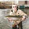 <b>Submitted By:</b> Benjamin Tacktor <b>From:</b> Traverse City <b>Description:</b> Fall stealie from the boardman river.