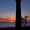 Sunset @ Little Sable Point Light<br /> <br /> Photographer's Name: Steve Nowakowski<br /> Photographer's City and State: Lambertville, MI